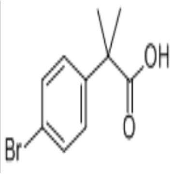 2 - (4 - bromine phenyl) - 2 - methyl propionic acid