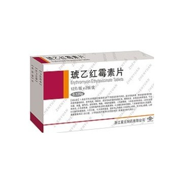 Erythromycin Ethylsuccinate Tablets