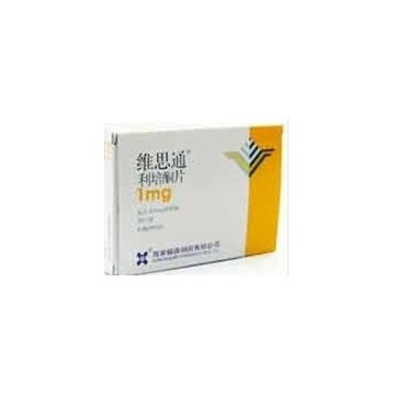 Risperidone film coated tablets