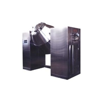 Stainless Steel Double-cone Rotary Vacuum Dryer