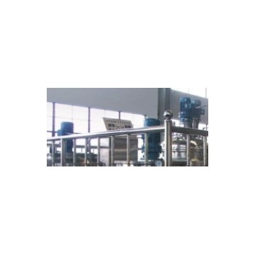 Fixed (Rack) Vacuum Emulsifying Mixer