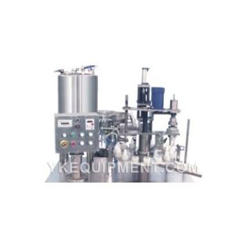 SGX-1(2) Liquid Filling & Screw-cap Sealing Machine