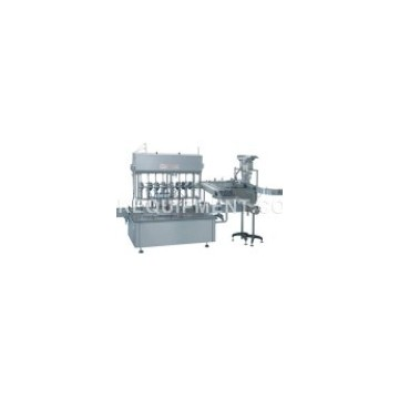 GS-6 Automatic Filling & Screw-cap Sealing Line