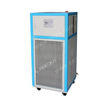 Low temperature refrigeration chiller