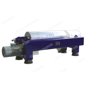 LW Horizontal Decanter Centrifuges
