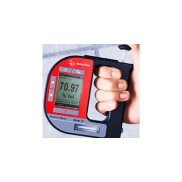 Portable Alcohol Meter for Distillates: Snap 40