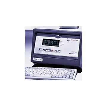 Kinematic Viscosity: SVM 3000 Viscometer