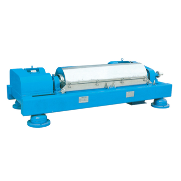 LW type horizontal decanter solid-bowl centrifuge