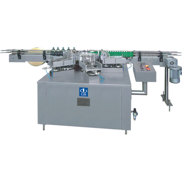TZ450 Straight-line Labeling machine