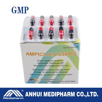 Ampicillin Capsule 250MG