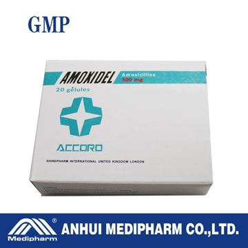 Amoxidel capsule 500mg