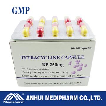 Tetracycline HCL Capsule