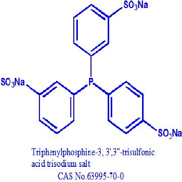 Triphenylphosphine-3, 3',3''-trisulfonic acid trisodium salt