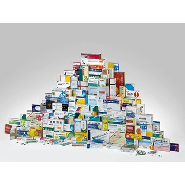 Pharmaceutical Folding Cartons