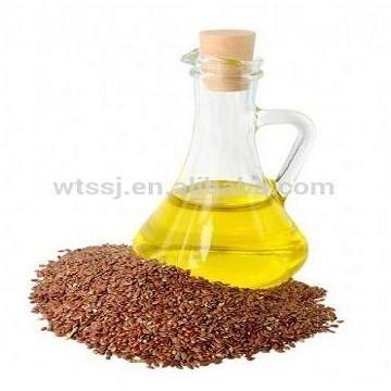 flax seed oil/capsules