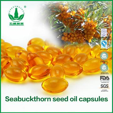 seabuckthorn seed oil capsules
