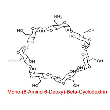 Mono-(6-amino-6-deoxy) beta cyclodextrin