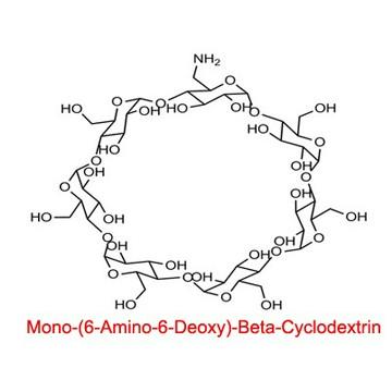 Mono-(6-amino-6-deoxy) beta cyclodextrin