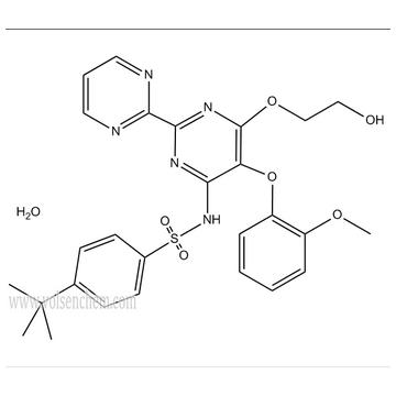 Cas 157212-55-0,  Bosentan Hydrate