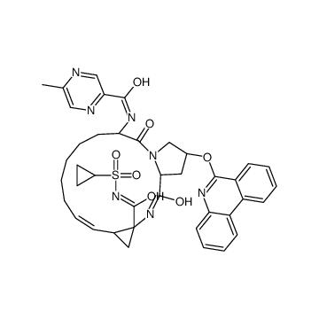 ABT450/ Paritaprevir