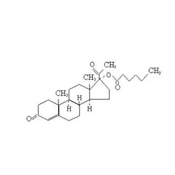 Caproic Acid Progesterone