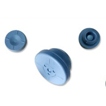 Teflon rubber stopper