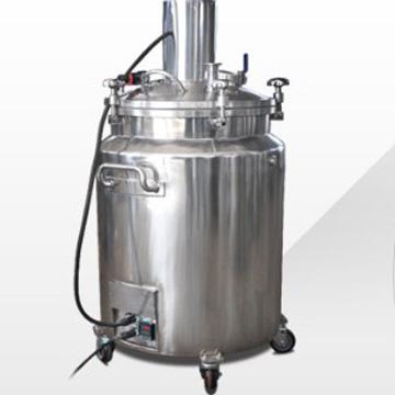 RJWJ-RJ gelation melting bucket