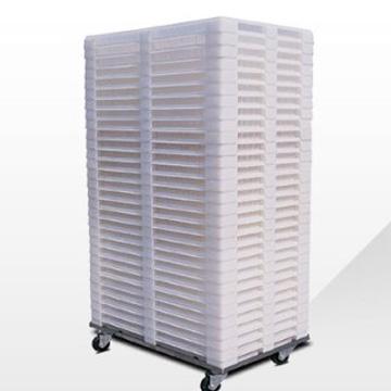 PVC drying trays
