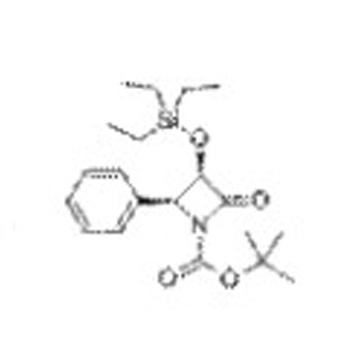 (3R,4S)-tert-Butyl 2-oxo-4-phenyl-3-(triethylsilyloxy)azetidine-1-carboxylate