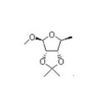 Methyl-5-deoxy-2,3-O-isopropylidene-beta-D-ribofuranoside