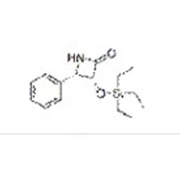2-Azetidinone,4-phenyl-3-[(triethylsilyl)oxy]-, (3R,4S)-