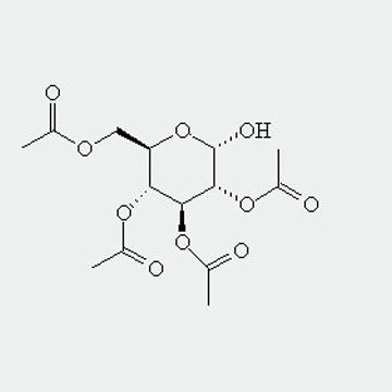 2,3,4,6-tetraacetate-D-Glucopyranose