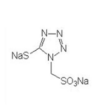 5-mercapto-1,2,3,4-Tetrazole-1-methl sulfonic Acid Disodium Saits