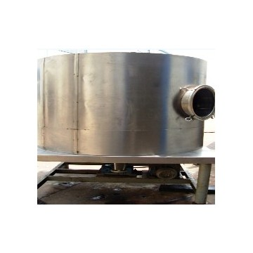 PLG Model Continuous Plate Dryer