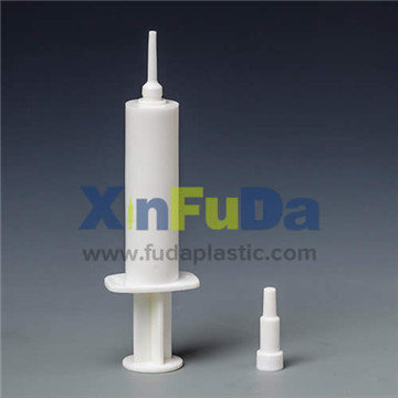 10ml ready to fill plastic syringe