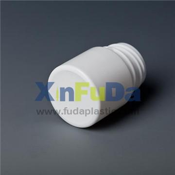 plastic bottle with desiccant cap
