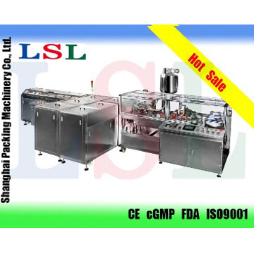 HY-Z Automatic Suppository Production Line