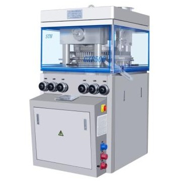 GZP500 Series High Speed Rotary Tablet Press