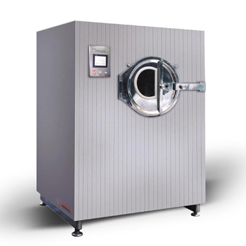 High-efficiency Poreless Coating Machine(BG-40E)