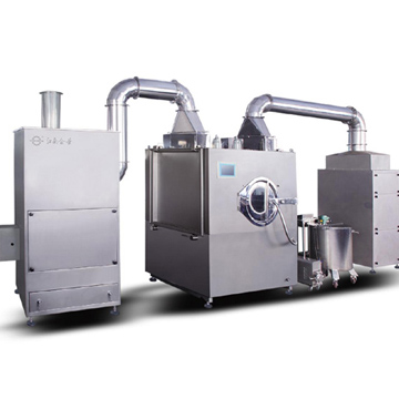 High-efficiency Film Coating Machine Model BG-150E
