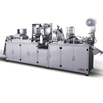 Al-Plastic-Al Automatic Blister Packing Machine