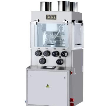 ZPW125 series Multi-functional Rotary Tablet Press