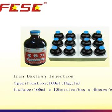 Iron Dextran Injection..