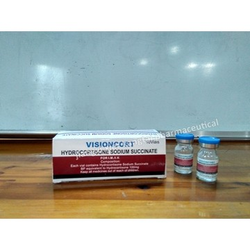 Hydrocortisone sodium succinate