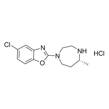 (R)-5-chloro-2-(5-Methyl-1,4-diazepan-1-yl)benzo[d]oxazolehydrochloride