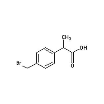 2-(4-Bromomethyl)phenylpropionic acid