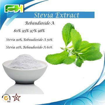 Factory Supply Stevioside glucoside P.E. Stevia extract