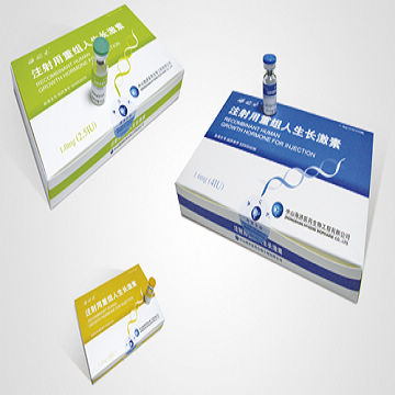 Recombinant Human Growth Hormone (rhGH,Somatropin)