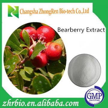 100% Pure Natural Bearberry Fruit Extract Powder Alpha-Arbutin 98%_