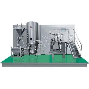 CCS Granulation System